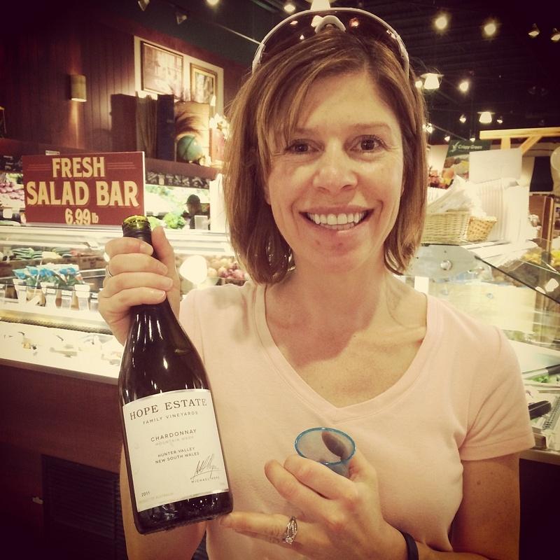 Loving Chardonnay
