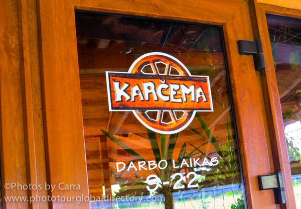 L Karecma local resturant by Carra Riley