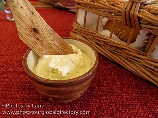 E butter light by Carra Riley