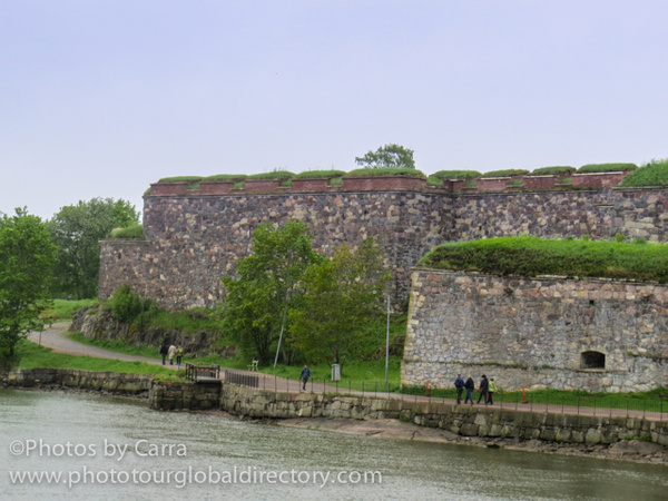 F Suomenlinna 14 by Carra Riley