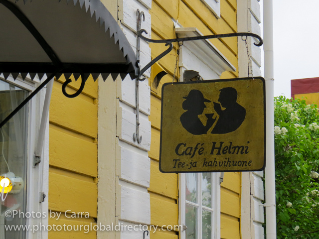 F Porvoo Coffee shop