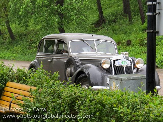 F Porvoo  German limo WWII
