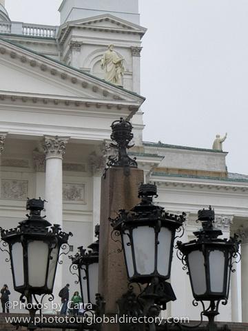F Helsinki street light by Carra Riley