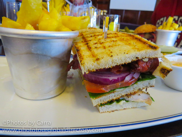S Stockholm Sweden Grand Hotel Dinner club sandwhich 3 by Carra Riley