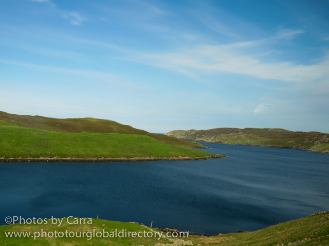 Shetland Connection Atlantic side across North Sea  2