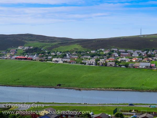 Shetland city 1 by Carra Riley