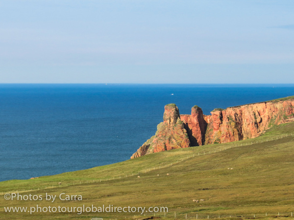 Shetland coast 5 by Carra Riley