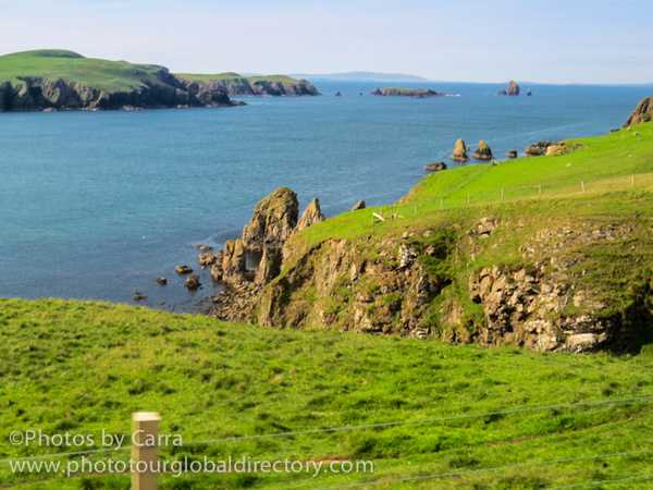 Shetland coast 4 by Carra Riley