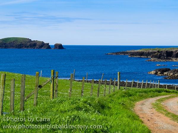Shetland Coast 15 by Carra Riley