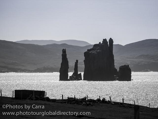 Shetland icon rock