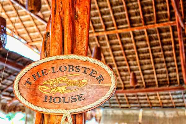 The Lobster House by JustAGirlFromLA