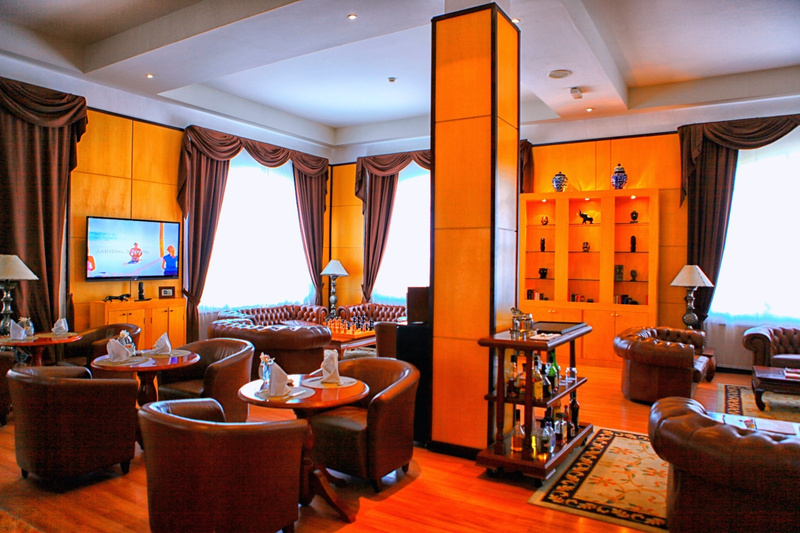 Excellence Club Lounge