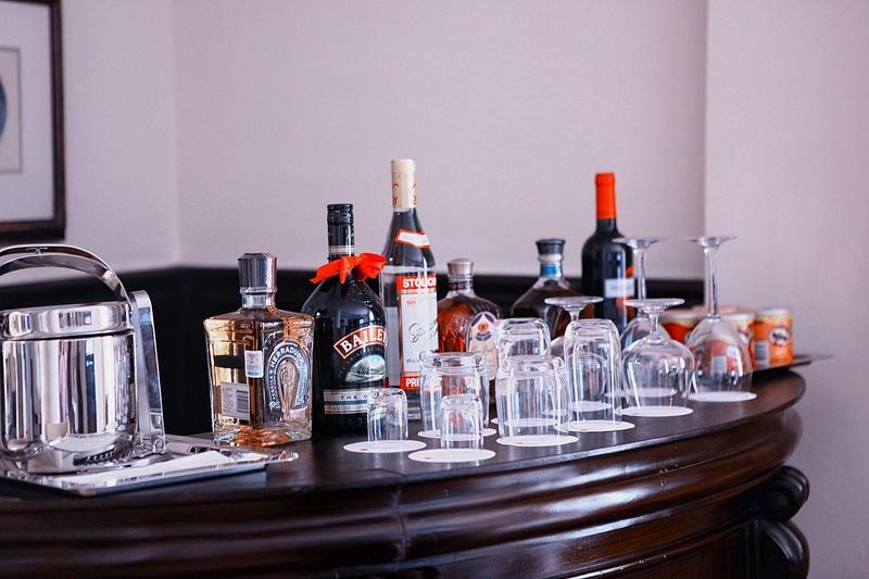 Imperial Suite Bar