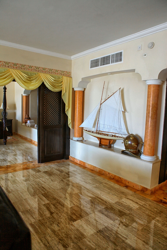 Imperial Suite Living Room