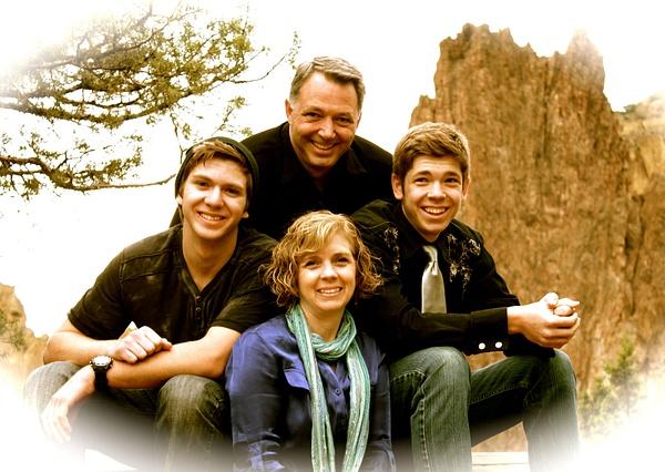 Knauss House Family Photos May 2014 (Smith Rock) by...