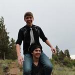 May 2014 Family Photo shoot - smith rocks