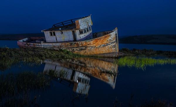 5.Shipwreck by Harvey Abernathey