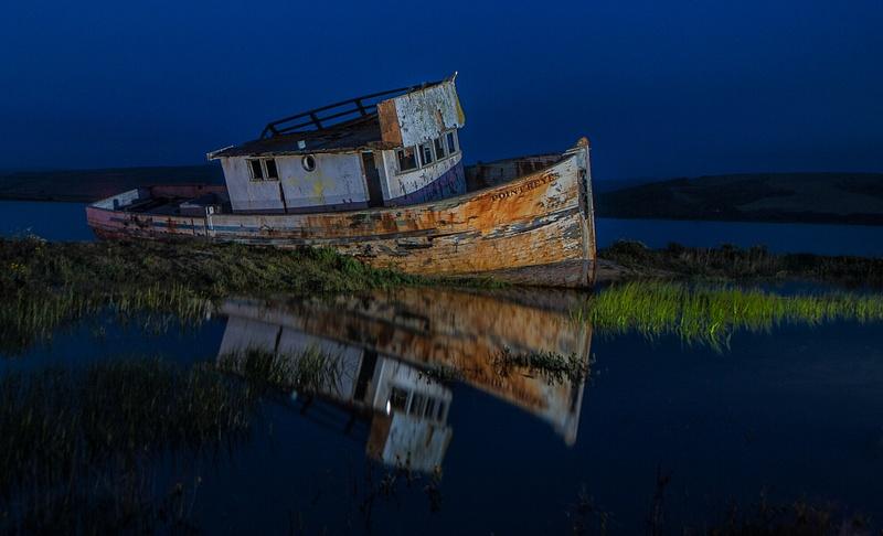5.Shipwreck