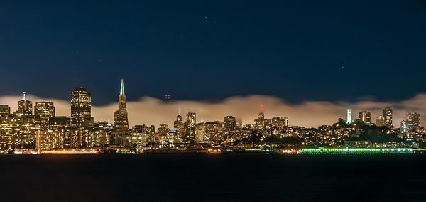 9.SF Skyline by Harvey Abernathey