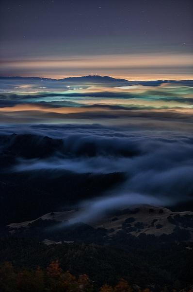 12.Foggy Night by Harvey Abernathey
