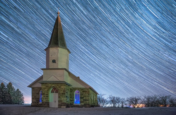 13.Swedish Church by Harvey Abernathey