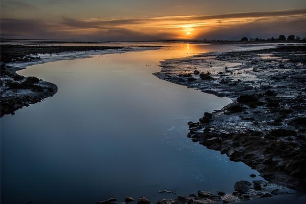 7.Hamilton Sunrise by Harvey Abernathey