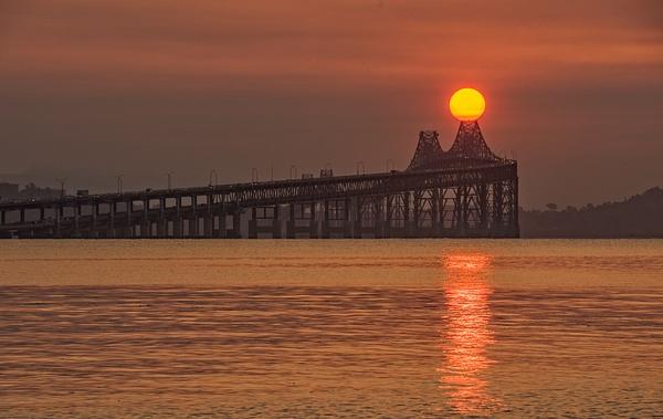 15.Smokey Sunrise by Harvey Abernathey