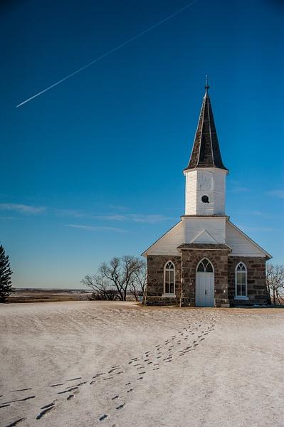 27.Stone Church by Harvey Abernathey