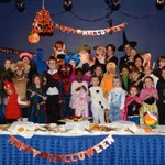 Phillips Academy Halloween Party - 2014