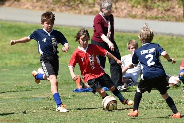 Soccer by CC Robinson