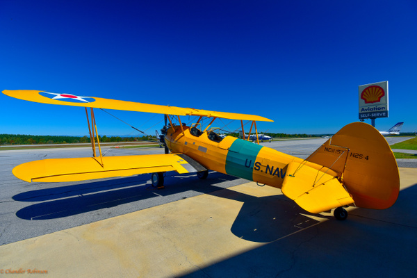 Stearman by CC Robinson