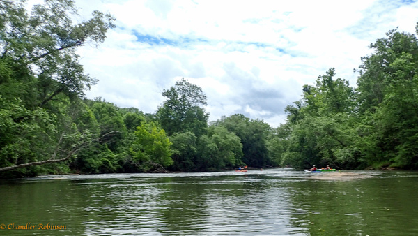 Saluda River Day 2  Dolly Cooper to Piedmont by CC...