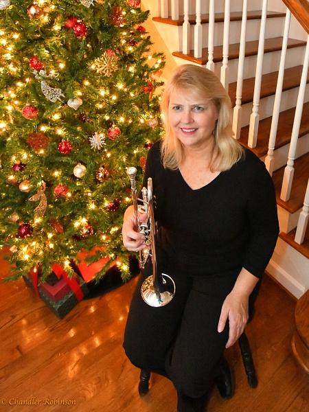 Teri Trumpet by CC Robinson