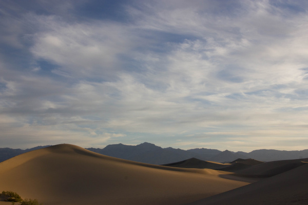 Cloudy Dunes by JennHicks