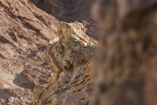 Rocks in Golden Canyon by JennHicks