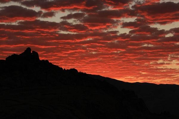 Sunrise Clouds by JennHicks