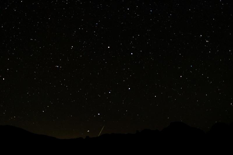 Meteor Big Dipper