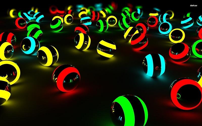 neonBalls