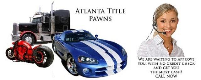 Title loans atlanta
