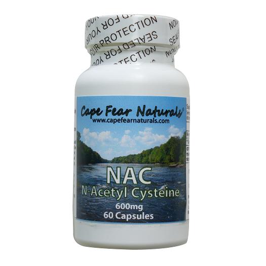 N-Acetyl Cysteine by CapefearNaturals