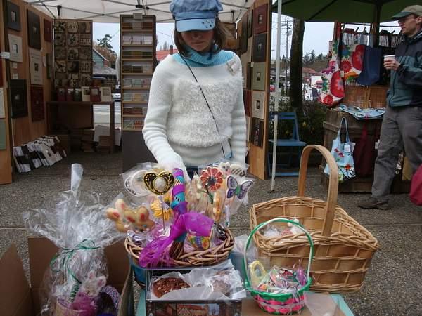 Salt Spring Market 2010