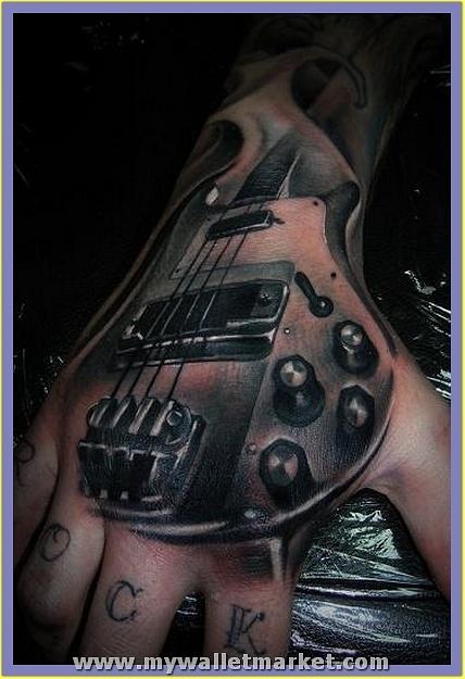 3d-tattoo-music