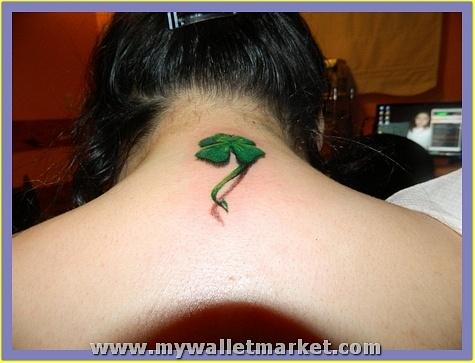 clover-3d-tattoo