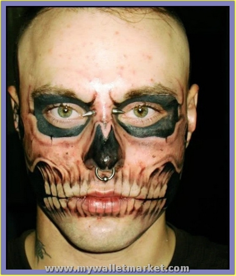 3d-tattoos-zombie-boy-2 by catherinebrightman