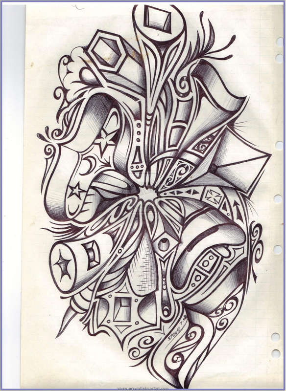 abstract_tattoo