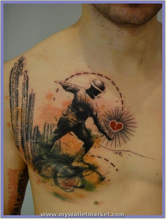 abstract-soldier-tattoo