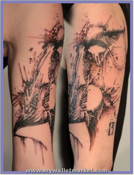 gulper_eel_tattoo_2 by catherinebrightman