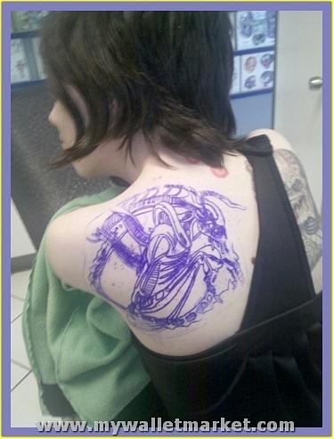 alien-tattoo-stencil-by-chibilombax-3718119 by...