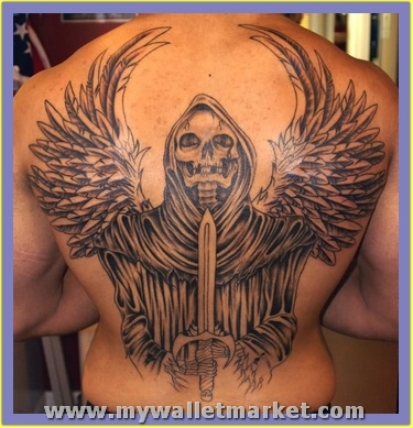 grim-reaper-tattoo-on-back by catherinebrightman