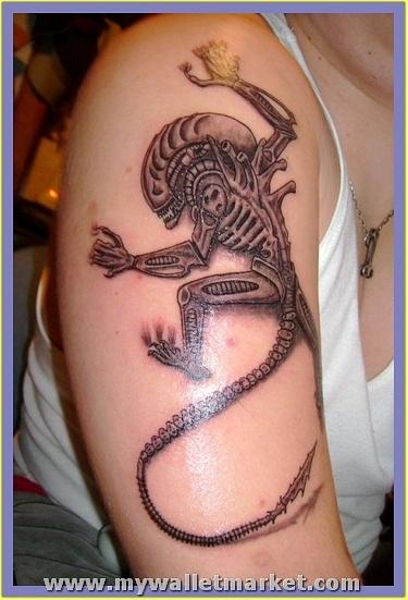 monster-alien-tattoo